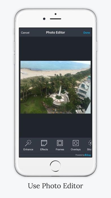PhotoGallery - Beautiful Photo Explorer and Editor Screenshot
