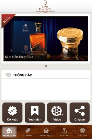 Mua Bán Rượu Bia screenshot 1