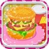 Go Burger Maker Deluxe - 漢堡機豪華版- 快餐烹飪遊戲