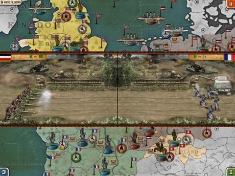 欧陆战争3 iPad免费版