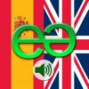Español a Inglés Voz Traductor parlante Guía de conversación EchoMobi® Viajes Hablar PRO
