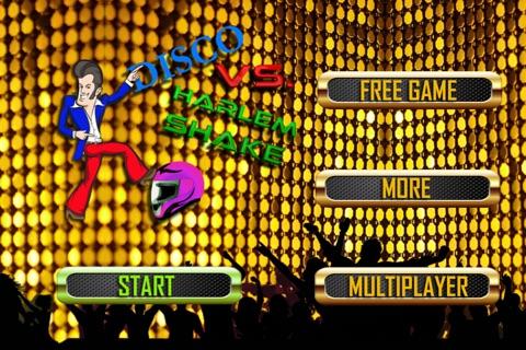 Disco Balls Vs Harlem Shake Edition: Free Music Game screenshot 1