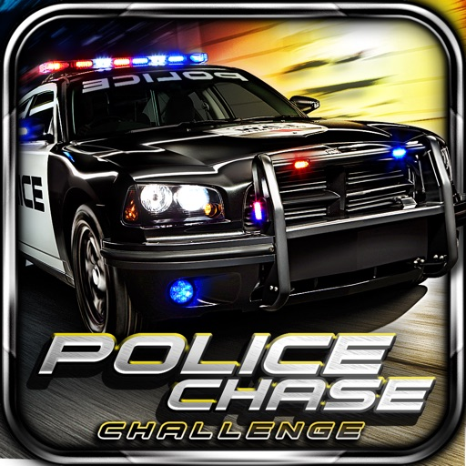 Police Chase Challenge - Most Wanted Drag Racer Racing iOS App