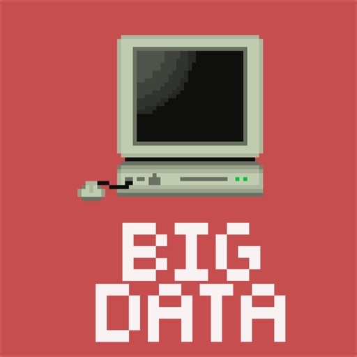 BigData: Or,  How I Learned to Stop Worrying and Love The Cloud iOS App