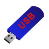 Disco USB para iPhone e iPad.