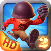 Fieldrunners 2 HD icon