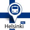 OnTimely-Helsinki, reittiopas, aikataulu ja pysäkit, HSL, kartta reitti, reitin päästöt, reittihaku, journey planner, Pro