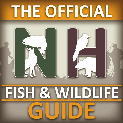 New hampshire fishing hunting wildlife guide pocket for New hampshire fishing license