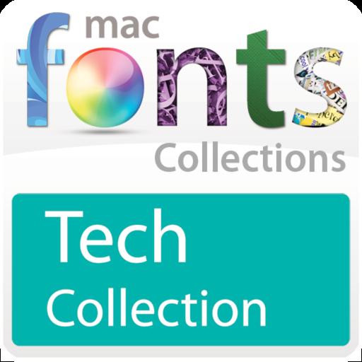 MacFonts-TechFonts
