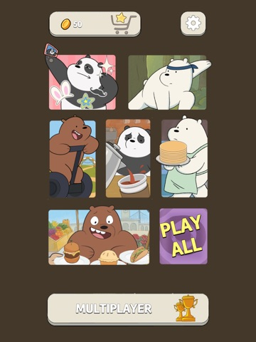 Free Fur All tablet App screenshot 4