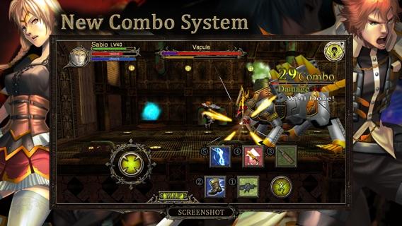 Lemegeton Master Edition Screenshot