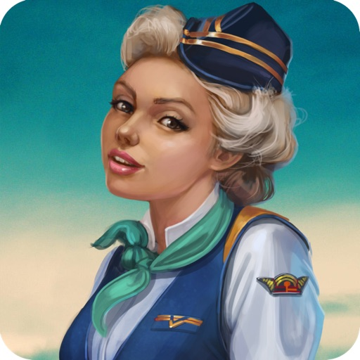 Find Differences : Stewardess iOS App