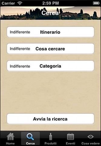 Terre e sapori di Toscana screenshot 3