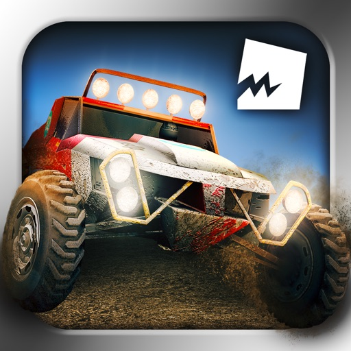 超级赛车手—沙漠风暴:Uber Racer 3D – Sandstorm