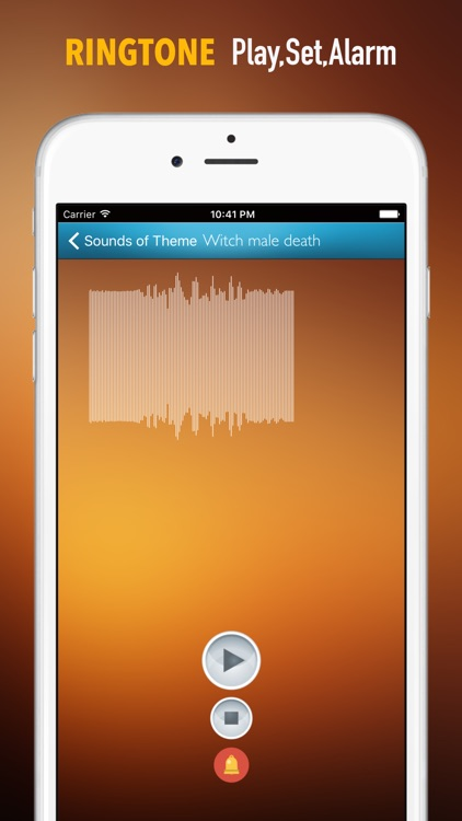 halloween sounds and wallpapers theme ringtones alarm by steve