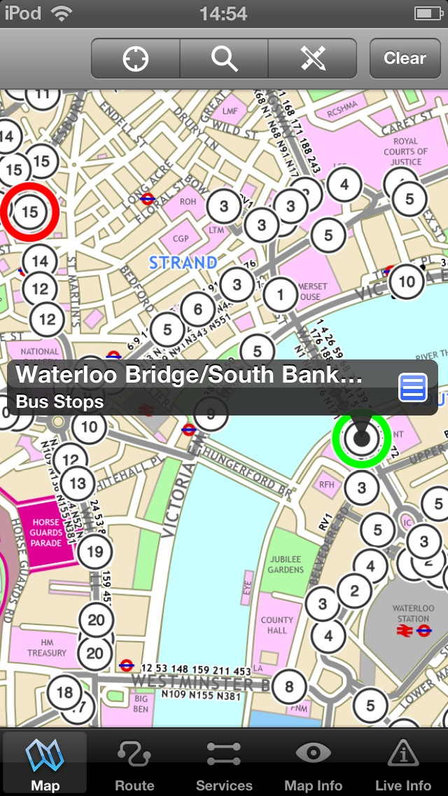 download London Bus Free - Map and route planner by Zuti apps 1