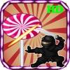 A Candy Ninja - Free Slash Game For A Saga Warrior