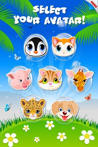 Abby Monkey® Baby Bubble Activity School: Educational Flash Cards Kids Learning Games for Toddlers and Preschool Explorers screenshot 4