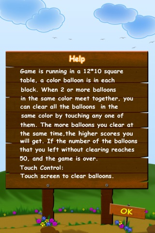 Pop Pop Balloons Fun screenshot 2