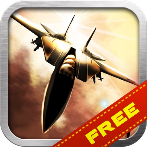 A Jet Fighter War Free - Mission Global Ops iOS App