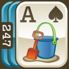 Summer Solitaire game for iPhone/iPad