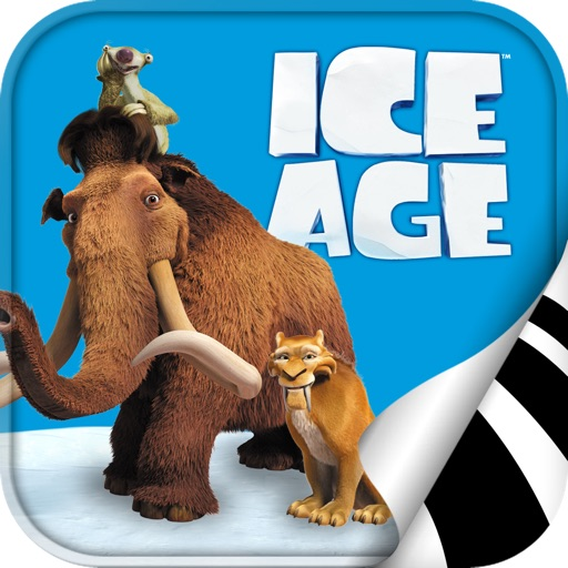 冰河世纪电影故事:Ice Age Movie Storybook Collection