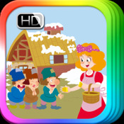Little Men in the Wood - bedtime fairy taleInteractive iBigToy