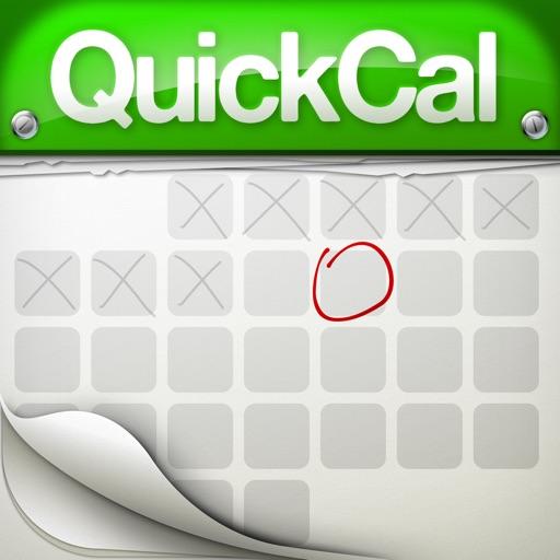 快速日历:QuickCal Mobile【智能日程管理】