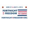 FortnightForFreedom