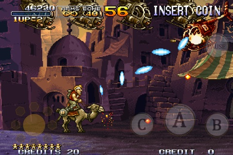 METAL SLUG X screenshot 1
