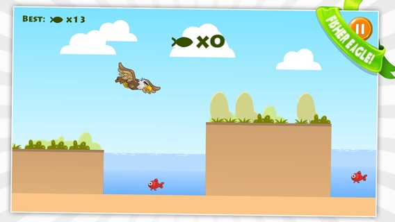 Fisher Birds Screenshot