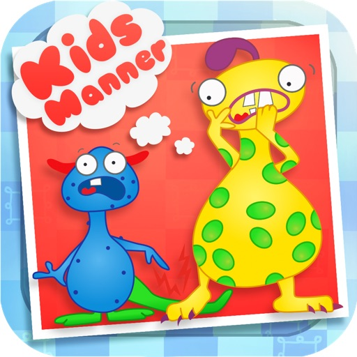 Good Manners For Kids-Free Jigsaw Game for Kids,Educational Game for Kids iOS App