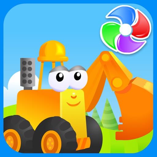 Dusty the Digger HD iOS App