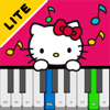 Hello Kitty Music Piano Play-Along HD Lite