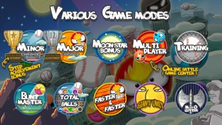 Screenshot for Flick Home Run ! in United States App Store