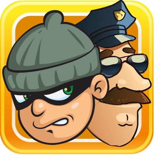 Police Race iOS App