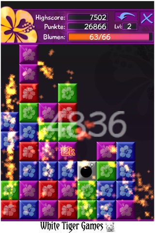 Blossomy Puzzle screenshot 1