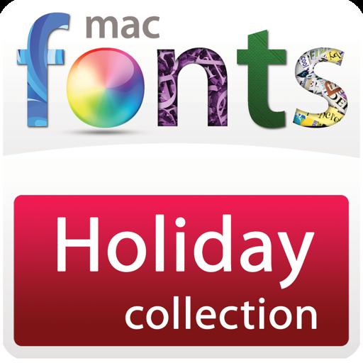 MacFonts Holiday Fonts