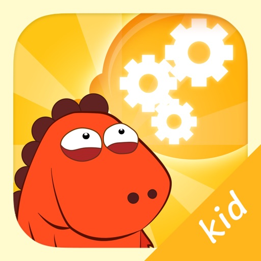 Brain Gym for Kids - Brain training games for kids.Learn IQ,Memory,Math,Attention Skills. iOS App