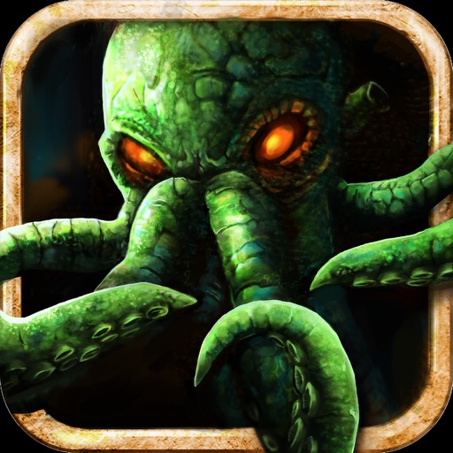 The Moaning Words - Trading Card Game in the Cthulhu Mythos iOS App