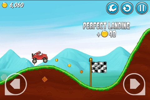 Monster Truck by Fun Games For Free screenshot 1