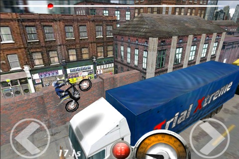 Trial Xtreme 1 screenshot 1