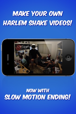 Harlem Shake Maker! screenshot 1