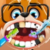 Little Nick's Pets Dentist Story – The Animal Dentistry Games for Kids Free