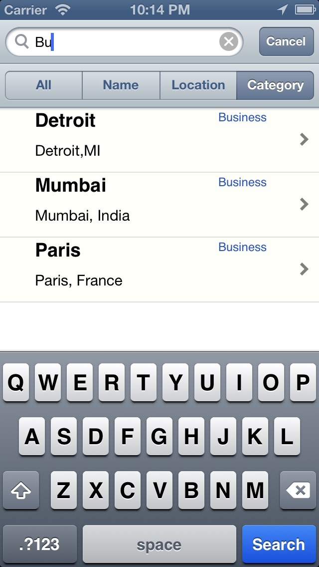 download Locations List for Google Maps apps 1
