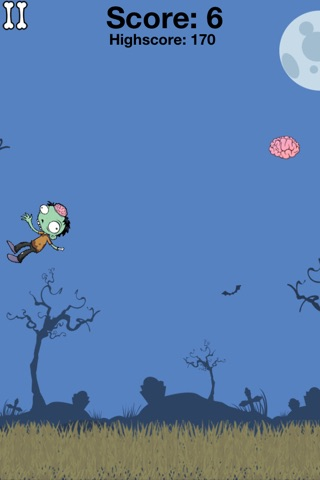 Tap Jump - Zombie Edition screenshot 2