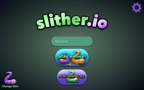 slither.io screenshot 1