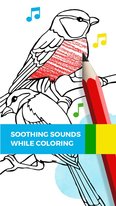 Tayasui Color A Relaxing Coloring Book For Adults On The App Store