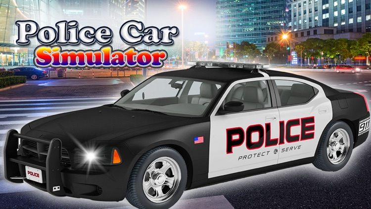 police car simulator drive cops vehicle in this driving simulation rh appadvice com