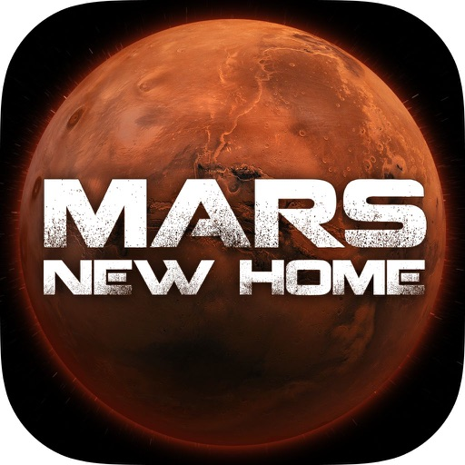 Mars: New Home iOS App